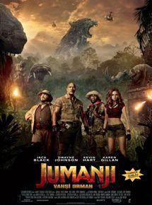 Jumanji 2 Vahsi Orman Izle 2017 Turkce Dublaj Tam Film Film Fantastik Filmler