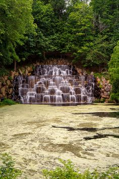 ITAP of a Running Fountain. Duke Farms NJ [683x1024] http://ift.tt/2iMXxuA