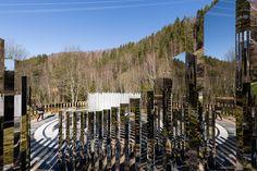 Gallery of New Oslo Installation Reflects Norwegian Landscape in Miniature - 32