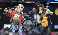 Guns N' Roses y el Vicente Calderón: una historia de aluminosis y redención