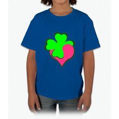 Shamrock Clover St Patrick's Day- saint patrick day shirts Young T-Shirt