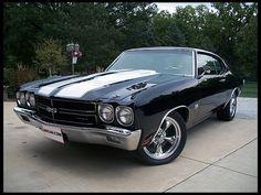 1970 Chevrolet Chevelle SS  #Mecum #Dallas