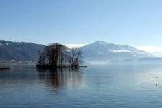 Zugersee mit Rigi Mountains, Nature, Travel, Photo Illustration, Naturaleza, Viajes, Trips, Nature Illustration, Outdoors