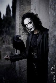 The Crow ~Gothic Art