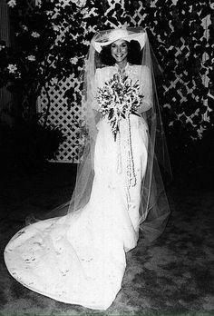 Karen Carpenter (31 August 1980, Wedding Day)