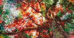 художнику Лин Чинг Че (Lin Ching-Che) 27 лет, родился и живет в Тайбэе, столице острова Тайвань. художник - признанный во всем мире акварелист и является членом нескольких крупных международных ассоциаций художников.  Источник: http://www.adme.ru/tvorchestvo-hudozhniki/dozhdlivaya-akvarel-770460/ © AdMe.ru