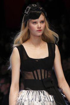 Dolce&Gabbana Fall 2016 #details #bag #DGFabulousFantasy