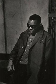Ray Charles, San Francisco 1960 Photographer: Jim Marshall
