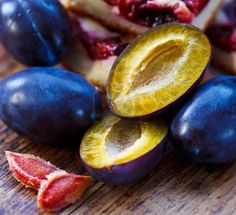 Gallery For > Damson Plum