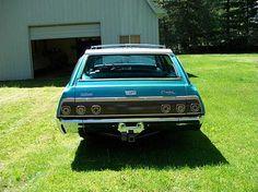 1968 Chevrolet Caprice Estate Wagon