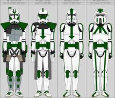 Trooper Rock by Suddenlyjam on DeviantArt Star Wars Pictures, Star Wars Images, Galactic Republic, Star Wars Baby, Star Wars Fan Art, Armor Concept, Transformers Art, Custom Lego, Clone Trooper