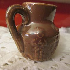 Antique CRACKER JACK Toy from 1910-1911 Brown Crock Estate Sale purchase by MedlinAntiques on Etsy