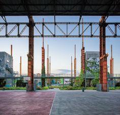 Studio Pession Associato, Ugo Marano, Gerd Pfarrè, Alessandro Guida · Parco Dora. Torino, Italy · Divisare