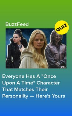 """Everyone Has A """"Once Upon A Time"""" Character That Matches Their Personality — Here's Yours Tv Show Quizzes, Quizzes Funny, Quizzes For Fun, Once Upon A Time Funny, Once Up A Time, Glee Cast, It Cast, Buzzfeed, Ouat Characters"""