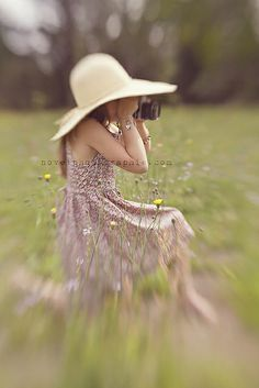 give a girl a camera.... by NovelPhotographie, via Flickr  @Lensbaby