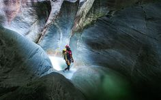 #Faszinierende #Naturerlebnisse beim #Canyoning © ADVENTURE CLUB KAISERWINKL Travel Advice, Viajes