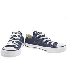 Navy Converse. Need em'!