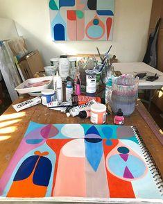 Problem solving.... . . #mariongrieseart #wip #artstudio #canadianart Canadian Art, Problem Solving, Kids Rugs, Studio, Home Decor, Decoration Home, Kid Friendly Rugs, Room Decor, Studios