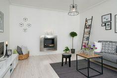 Piso en blanco y negro con ideas extra | La Garbatella: blog de decoración, estilo nórdico.