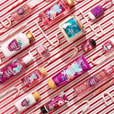 Calling all candy girls: the BEST candy cane of them all — Twisted Peppermint is BACK!