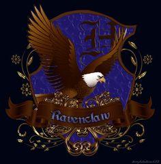 Ravenclaw by temptation492.deviantart.com on @deviantART