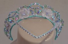 DIY ballet tiara @Elena Prado that Dance: January 2013