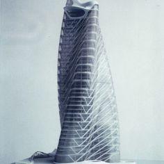 r2 — nexttoparchitects: #strata_tower #abu_dhabi #uae...