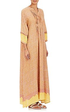 Natalie Martin Sammi Silk Charmeuse Maxi Dress - Dress - 505080678