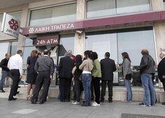 #cipro e #islanda: 2 pesi e due misure Attenzione all'istituto di credito sul quale fate affidamento. Oggi il rischio ve lo accollate voi clienti! E maggiore è il tasso...