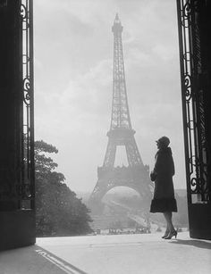 "Since seeing Woody Allen's ""Midnight in Paris"", I have been obsessed with all things Paris, the 1920's, and Paris in the 20's."