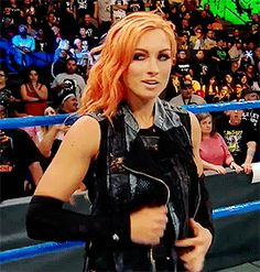 My girl is a ten Becky Lynch, Womens Royal Rumble, S Gif, Wrestling Divas, Women's Wrestling, Becky Wwe, Rebecca Quin, Stephanie Mcmahon, Wwe Female Wrestlers