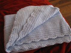 crochet patterns | Simply Simple Afghan - Crochet Patterns, Free Crochet Pattern