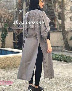 آموزش دوخت مانتو سلام آهوجان میشه یکم درباره صفحه 272 - زیباکده Modest Fashion Hijab, Abaya Fashion, Beautiful Casual Dresses, Mode Abaya, Iranian Women Fashion, Kurta Designs Women, Stylish Clothes For Women, Elegance Style, Lace Dress