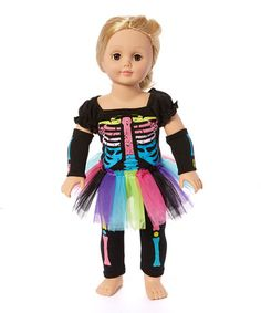 """Girl 18/"""" Baby Doll Dress Fringe Cupcakes /& Jesus Clothes Outfits American Girl"""