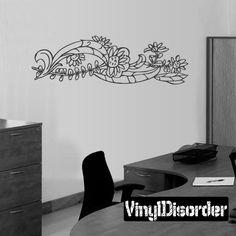 Russian Folk Art Wall Decal - Vinyl Decal - Car Decal - DC 034