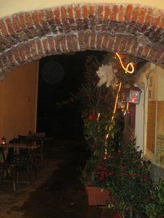 Osteria della Mezzaluna_Alassio (Liguria), Italy