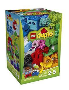 LEGO Duplo - Large Creative Box 10622 (193 pieces)