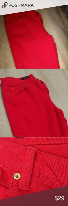 Jcrew Toothpick Ankle Jeans Excellent used condition J crew jeans. Size 31 J. Crew Jeans Ankle & Cropped