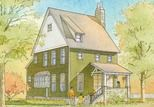 Mill Cottage - Cottage Living | Southern Living House Plans