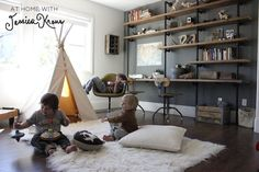 At Home With Jessica Kraus