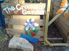 Kid-Size Critter Proof Veggie Garden: REVEAL ~ Mom and Her Drill
