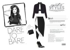 """""""dare to bare"""" by la224 on Polyvore featuring MOEVA, Neat Collar, Martin Grant, sass & bide and Tom Ford"""