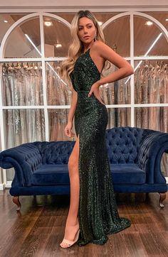 Glamorous Dresses, Glam Dresses, Formal Dresses, Pretty Prom Dresses, Beautiful Dresses, Mermaid Evening Dresses, Evening Gowns, Special Dresses, Look Chic