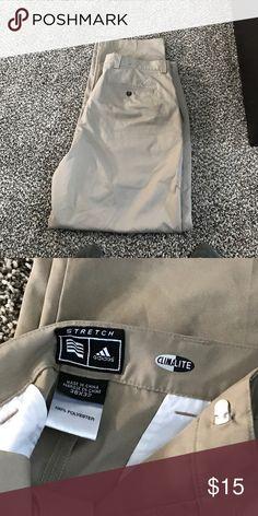 Adidas men's golf pants 38x32 Adidas men's golf pants 38x32 Adidas Pants Chinos & Khakis