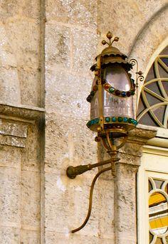 Old Pharmacy Lamp, Matanzas - Cuba
