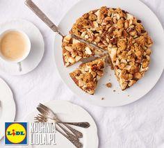 """Ciasto """"pszczółka"""" z orzechami włoskimi.  Kuchnia Lidla - Lidl Polska. #ciasto #orzechy"""