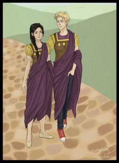 Jason and Reyna.