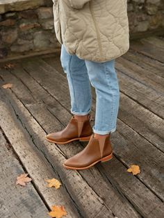 The Only Boots I Wear in the Colder Months Labor Hospital Bag, Aidy Bryant, Cup Of Jo, Cover Style, Cold Weather Fashion, Women Lifestyle, What Is Life About, Winter Wear, Chelsea Boots
