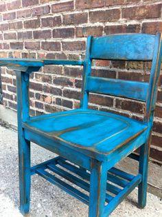 vintage school desk re do find a school desk to diy here http www