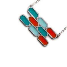 Capsule Necklace now featured on Fab.